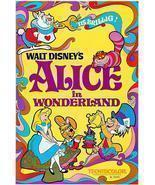 Alice In Wonderland - 1951 - Movie Poster - £7.32 GBP+