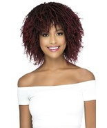 """Vivica A. Fox Short Synthetic 13""""  Loc Braid Style Full Wig - Caykee - $33.99"""
