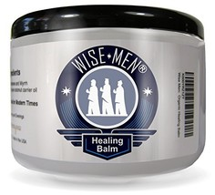 Wise Men Healing Balm with Myrrh and Frankincense Essential Oils - $22.23