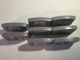 Japanese Nintendo 64 N64 Game bundle lot of 8 games pro baseball power league... image 3