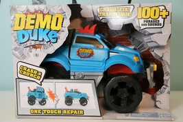 DEMO DUKE Crash and Crunch 100+ phrases Age 4+ Brand New in box - $28.98