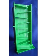 Pressman Domino Rally Zig Zag Marble Drop Green Replacement Extra Pieces... - $7.99