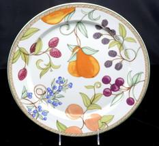 "Dansk Umbrian Fruits * CHOP PLATE / ROUND PLATTER * 13"" Diameter, Excell... - $24.74"