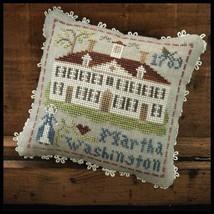 Martha Washington #3 Early Americans series cro... - $5.40