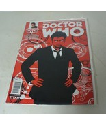 Doctor Who 10th Doctor #4 1st Print Titan Comics Cover B N - $4.95
