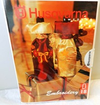 Husqvarna  Holidays Embroidery Design Card Cassette #18 - $55.00