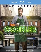The Cobbler (Blu-ray/DVD, 2015, 2-Disc Set)