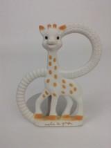 Vulli Sophie La Girafe So Pure Giraffe Baby Flexible Teething Toy Theether - $17.77