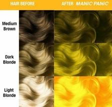 Manic Panic Cruelty-Free Sunshine Yellow Semi-Permanent Hair Dye Color V... - $9.49