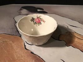 """Vintage Spode Billingsley Rose """"Jewel"""" Open Sugar Bowl 2 Chips SUO1 2 3/8"""" - $12.86"""