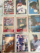 Vtg 3977 Baseball Trading Card Lot Binder Sticker Signed Rookie Photo Pete Rose image 6