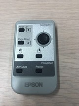 Epson ELPST09 Remote Control Tested And Cleaned                         E9 - $4.99