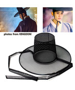 large size Korean Traditional Fancy hats good match kingdom made in korea - $80.07