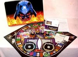 PARKER BROTHERS STAR WARS SAGA EDITION TRIVIAL PURSUIT DVD GAME - $26.72