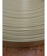 """2""""x200' Ft Vinyl Patio Lawn Furniture Repair Strap Strapping - Driftwood - $95.99"""