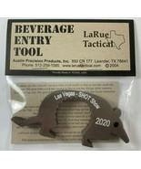 2020 SHOT Show LaRue Tactical Dillo Bottle Opener Entry Tool  - $39.59
