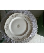 Homer Laughlin Golden Rose-Merigold shape dinner plate 2 available - $11.63