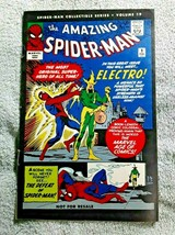 AMAZING SPIDERMAN 9 VOLUME 19 V19 VOL GIVEAWAY PROMO COLLECTIBLE SERIES - $5.00