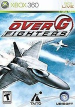 Pre-Owned ~ Over G: Fighters (Microsoft Xbox 360, 2006) ~ No Booklet - $4.89