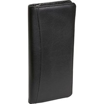 ROYCE Executive Zippered Travel Document Passport Case and Credit Card W... - $51.35