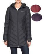 NEW Columbia Women HEAVENLY Long Hooded Jacket, XS-S-M-L-XL - $129.00