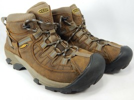 Keen Targhee II Mid Top Sz 9.5 M (B) EU 40 Women's WP Trail Hiking Boots 1004114