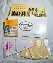 Wilton  Decorating Kit--Advanced Kit--34 pcs Sugar Plum - $25.00