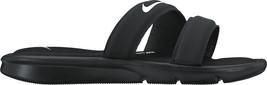 Nike Ultra Comfort Slide 882695-002 Black Slippers Womens - $34.95