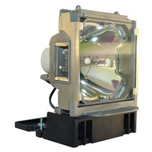 Mitsubishi VLT-6600LP Compatible Projector Lamp With Housing - $44.54