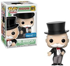 Funko POP! Board Game: Monopoly - Uncle Pennybags - $39.99