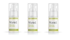 3 x Murad Renewing Eye Cream (0.5 fl oz / 15 ml) NEW No box - $84.14