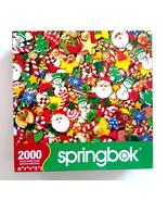 Springbok Christmas Cookie Cutouts 2011 Exc Con... - $31.00