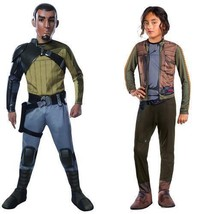 Star Wars Childrens Costume Rogue One Deluxe Kanan Jyn Erso Small Medium... - $327,66 MXN