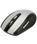 Gray Wireless Optical Mini mouse for Dell Toshiba Apple Chromebook Lapto... - $21.92