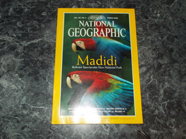 National Geographic Magazine March 2000 Madidi - $2.99