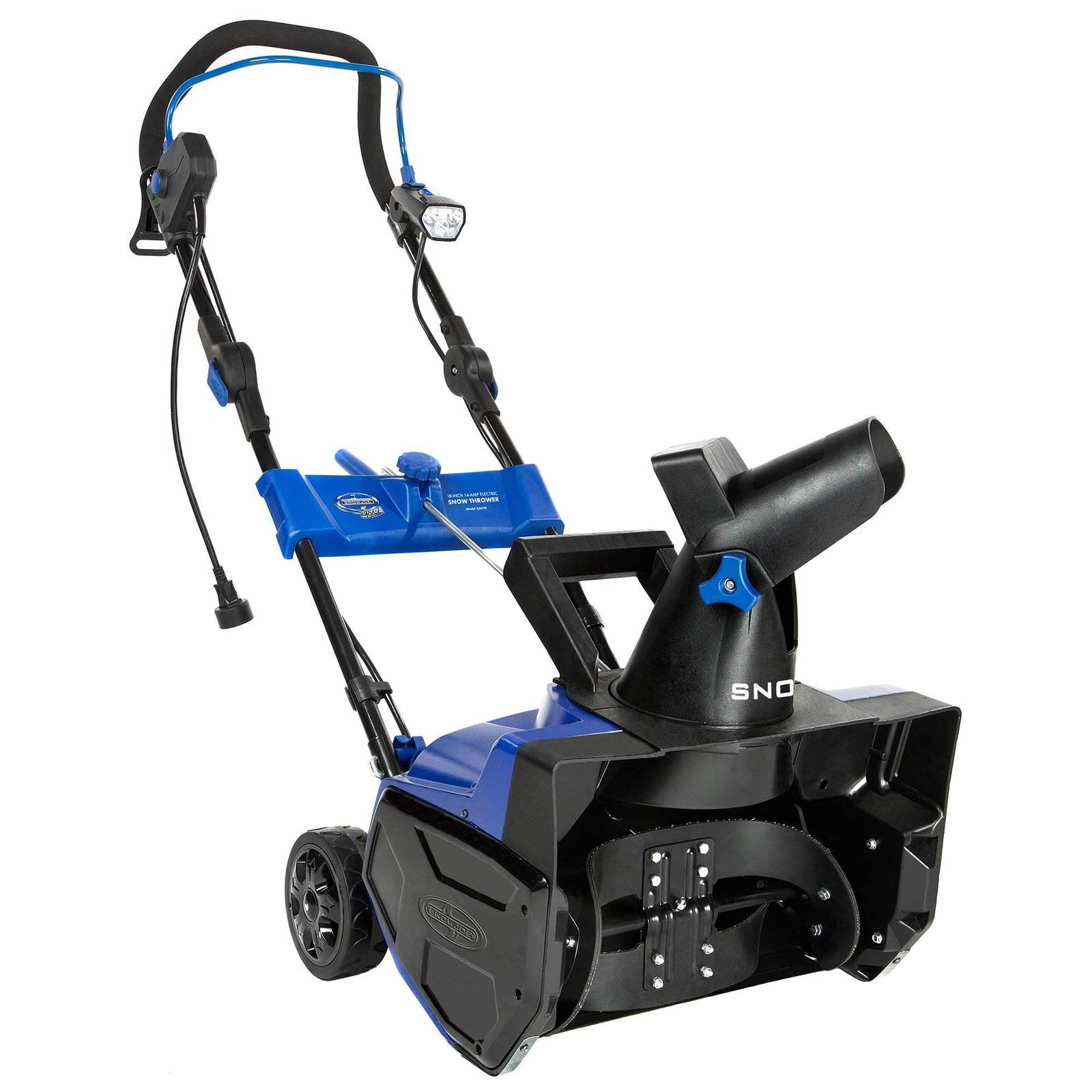 Primary image for Snow Joe SJ619E Electric Single Stage Snow Thrower, 18-Inch, 14.5 Amp Motor, LED