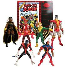 Marvel Comics Year 1997 Collector Edition Giant-Size X-Men 6 Pack Figure... - $99.99