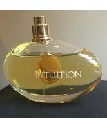 Intuition Perfume 3.4 oz  Eau de Parfum Estée Lauder edp Spray Bottle 95... - $75.00