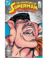 The Adventures of Superman Comic Book #438 DC Comics 1988 VFN/NEAR MINT ... - $2.75