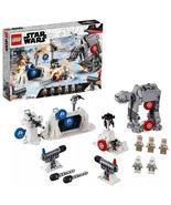 Brand New LEGO Star Wars Action Battle Echo Base Defense 75241 504 Pieces  - $54.49