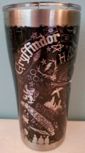 Tervis Harry Potter Gyyffindor 20 oz Stainless Steel With Hammer Lid NEW - $23.14
