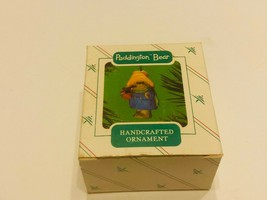 1986 Hallmark Keepsake Paddington Bear Ornament - $15.00
