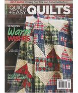 Fons & Porter Quick + Easy Quilts December 2020 January 2021 [Single Iss... - $7.91