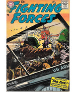 Our Fighting Forces Comic Book #26 DC Comics 1957 VERY GOOD+ - $50.20
