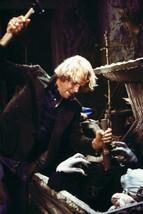 David Soul Salem's Lot Driving Stake Into Vampire in Coffin 18x24 Poster - $23.99