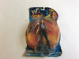 WWF SATURDAY NIGHT HEAT STEPHANIE MCMAHON-HELMSLEY ACTION FIGURE SEALED ... - $12.59