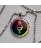 Choose A Gender Symbol Necklace - $14.00+
