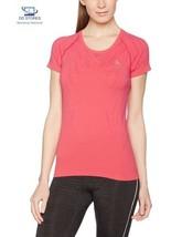 Odlo Evolution Light T Shirt Femme, Bittersweet Virtual Pink, FR XS Tail... - $40.16