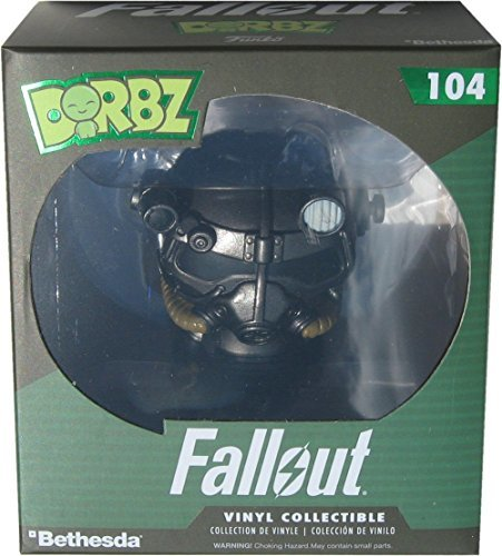 LootCrate June 2016 Exclusive Funko Dorbz Fallout Power Armor Dark Variant