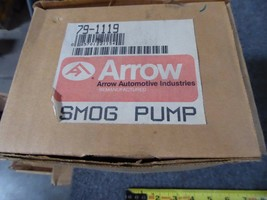 Arrow Smog Pump, Remanufactured by Arrow P/N 79-1119 image 2